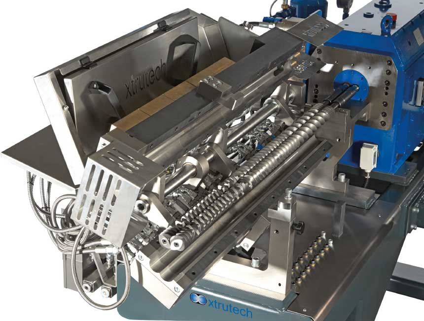 The most powerful and reliable twin screw extruders available today.